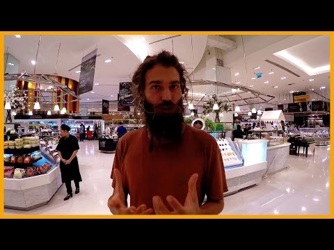 VISITING THE GOURMET MARKET IN BANGKOK: THE FUTURE OF SUPERMARKETS