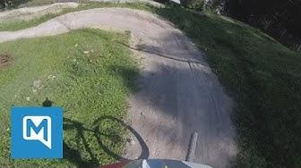 Offizielle Eröffnung vom Bikepark Schongau - Funcross Testfahrt