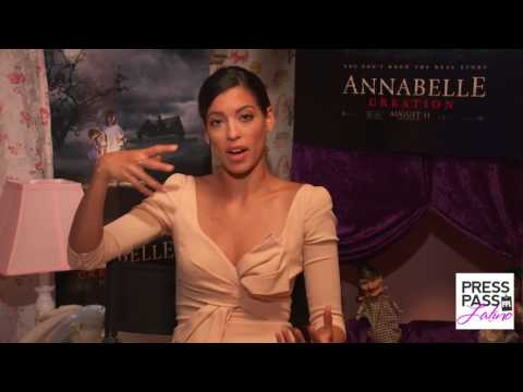 Stephanie Sigman talks about