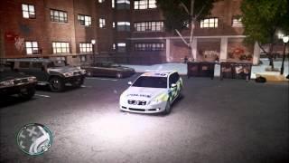GTA IV Mod - Met Police Siren - Whelen 2012+ ► DOWNLOAD