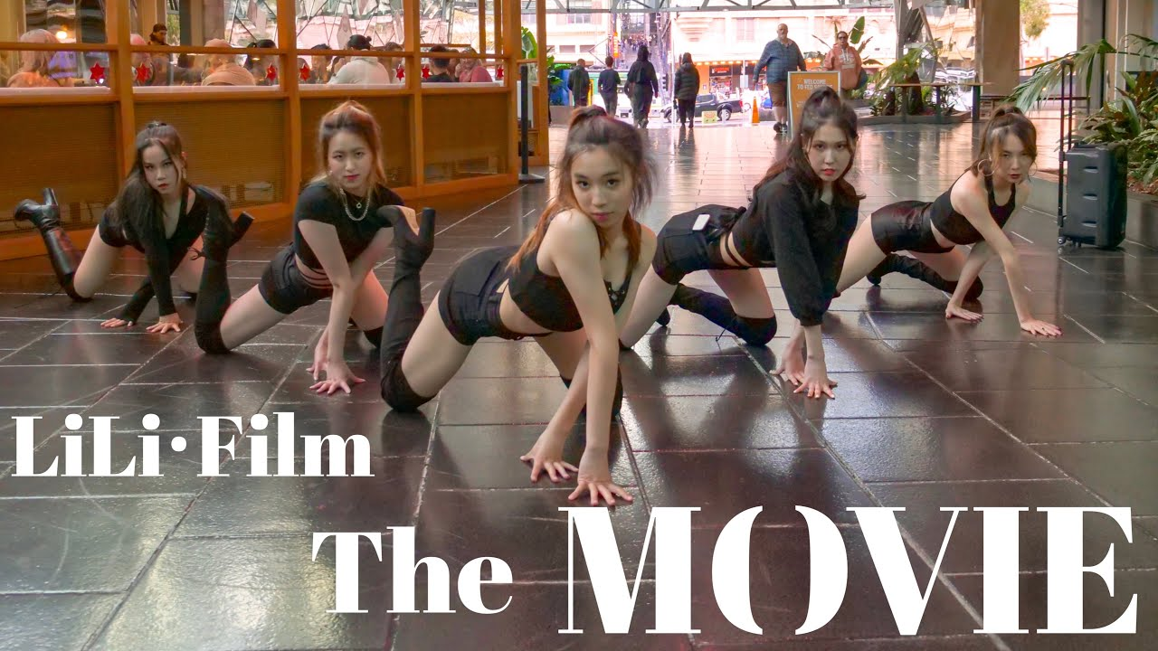 [DANCE IN PUBLIC] LISA LiLi's FILM - The Movie Dance Cover by Rainbow Dance Crew Australia
