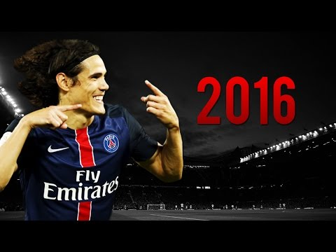 Edinson Cavani 2016 ● Amazing Goals Show ● HD