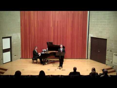 Small Chamber Ensemble Concert - UMass Dartmouth (Wed, Dec 12 2012)
