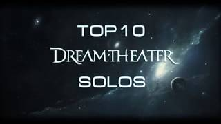#Top 10 Dream Theater Guitar Solos