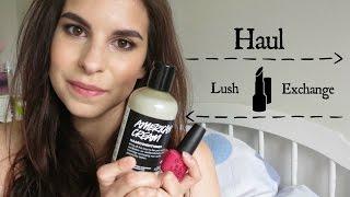 Lush & Exchange Haul: Shampoo bar, Ralph Lauren, Michael Kors, Essie, Too Faced.