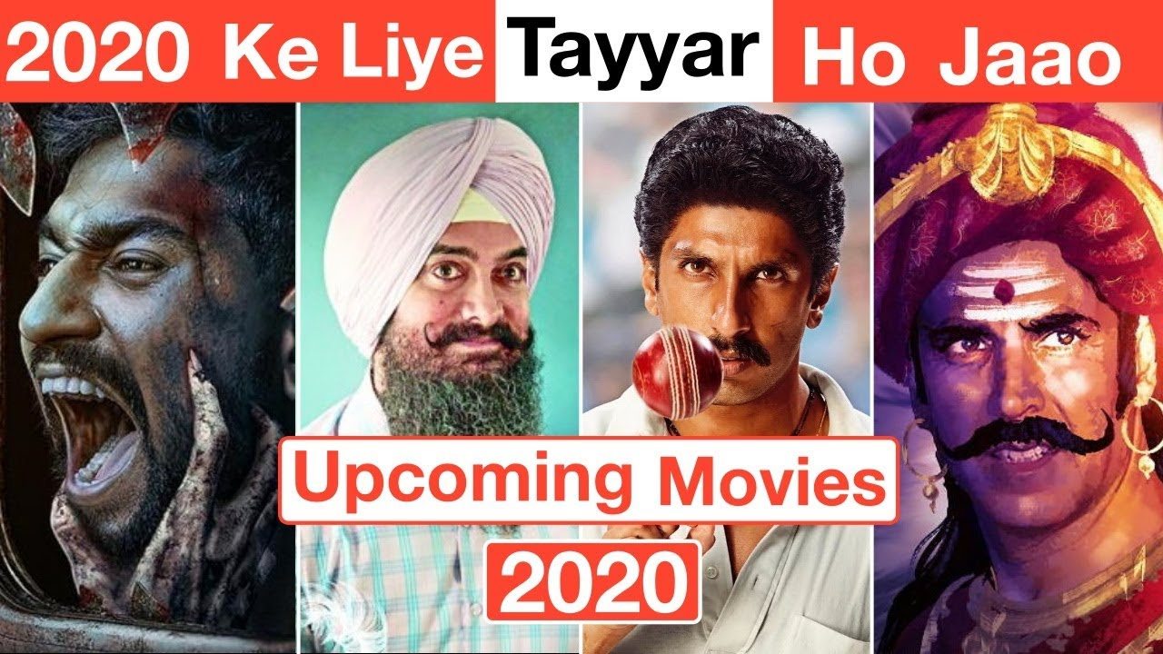 Top 20 Upcoming Bollywood Movies Releasing In 2020 | Deeksha Sharma