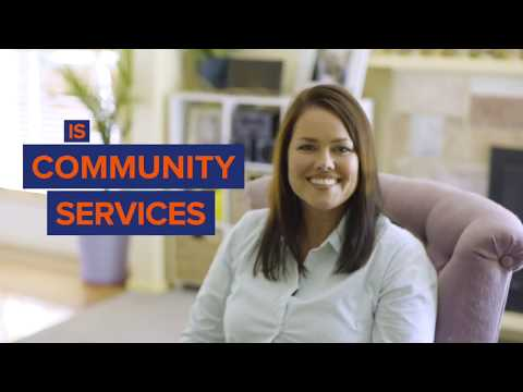 How To Work In Community Services - Gaynor's Story