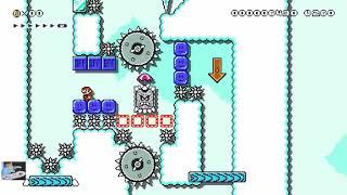 Mario Maker 2 - Speedrun of The Best Level I've Seen