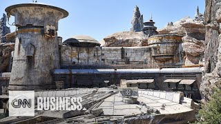 Get a first look inside Disney's new 'Star Wars' theme park
