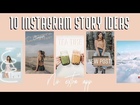 Cách đăng story trên instagram | Mười cách khiến các Story trên Instagram của bạn thú vị