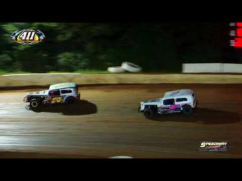 411 Motor Speedway | Classic Feature | July 26, 2019
