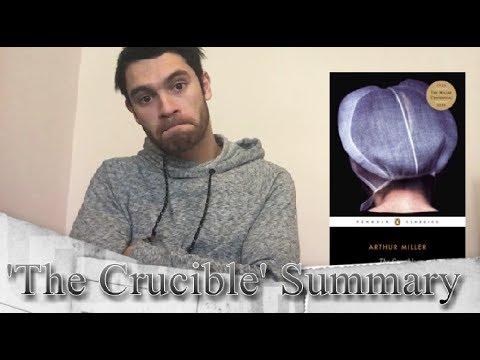 'The Crucible' Summary (Yr12)