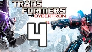 Transformers: War for Cybertron - Iacon Destroyed [Chapter 3] [Part 4]