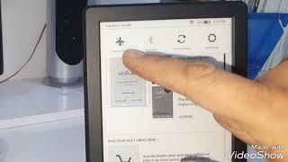 مراجعة جهاز القارئ الالكتروني الكندل المقدم من شركة امازون kindle amazon