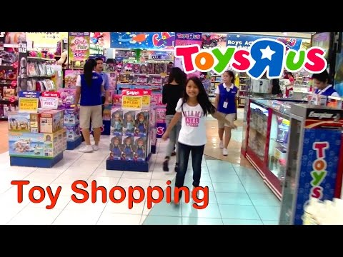 Thumbnail: Toy Shopping at Toys R Us: Play-Doh|Barbie|Lalaloopsy|Baby Alive|LEGO|Star Wars