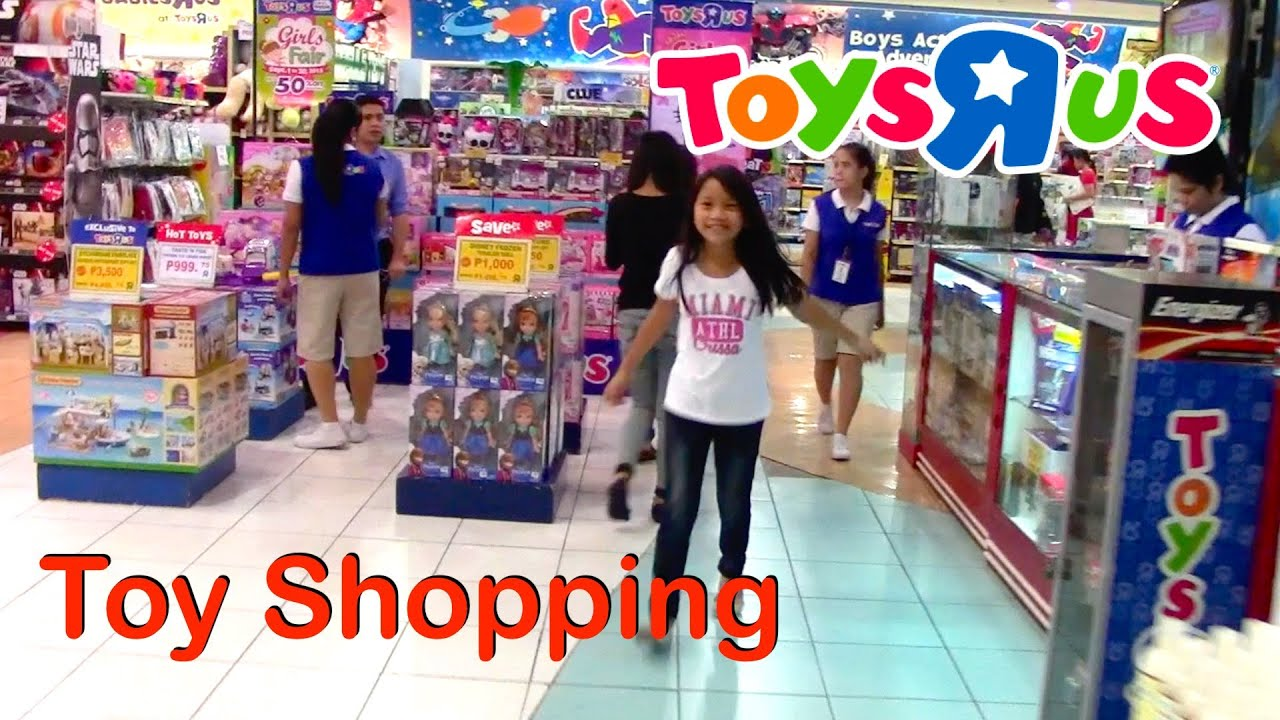 Toy Shopping at Toys R Us Play Doh Barbie Lalaloopsy Baby Alive