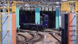 阪神201・202形電動貨車 単車入換  2019.04.17