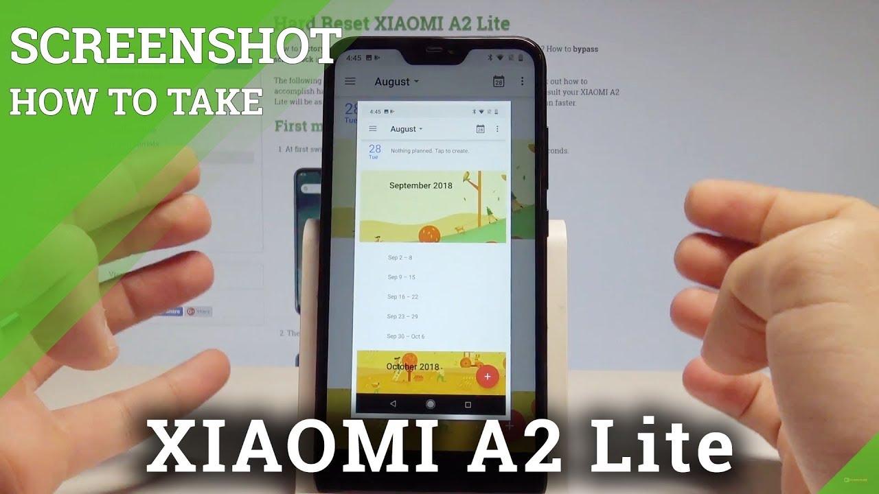 Как сделать фото экрана на xiaomi фото 274