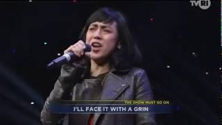 07 Show Must Go On (Queen Cover) by Second Born Band feat Riffy Putri at Melodi Memory