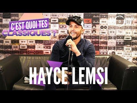 Youtube: HAYCE LEMSI: C'est quoi tes classiques?