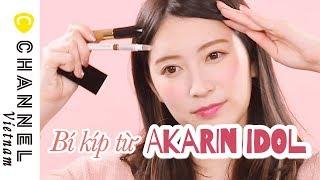 Bí kíp làm đẹp từ Idol Akarin 🌸