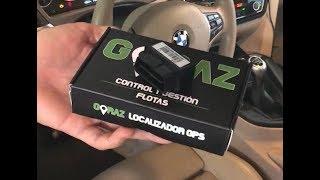 Localizador GPS OBD2 Goraz® - Localiza en tiempo real