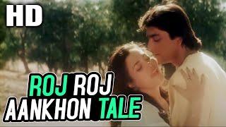 Download lagu Roj Roj Aankhon Tale | Asha Bhosle, Amit Kumar | Jeeva 1986 Songs | Sanjay Dutt, Mandakini