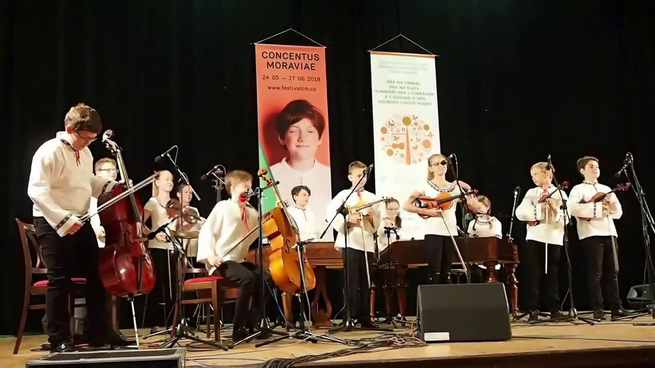 Mikulov, Ústřední kolo soutěže žáků ZUŠ, 25.5.2018