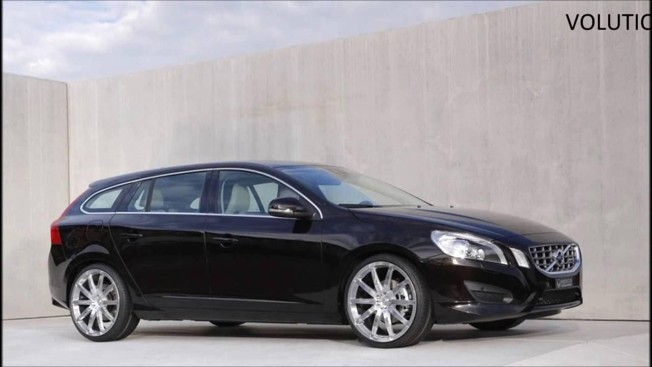HEICO SPORTIV - VOLUTION® wheels for your Volvo V60 - YouTube