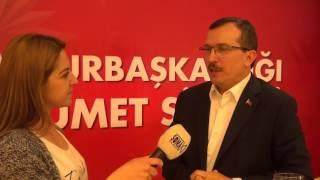 Ak Parti Manisa Milletvekili ve TBMM Kit.Komisyon Başkanı Uğur AYDEMİR: