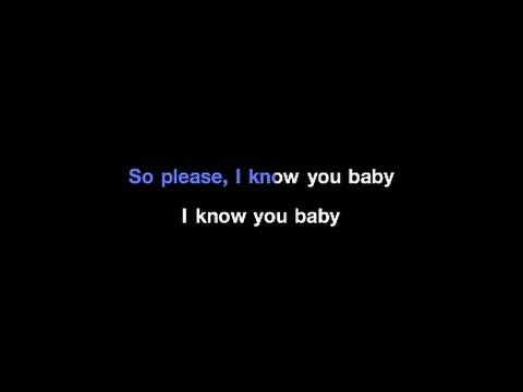 Skylar Grey - I Know You Karaoke