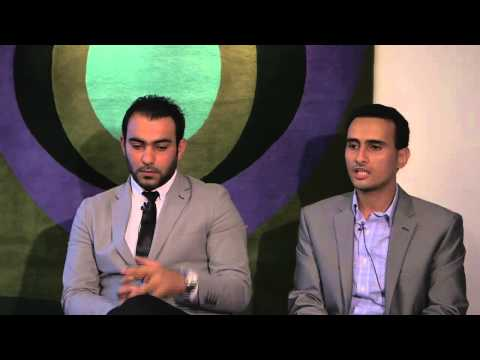 Conversation with MEP Fellows from Libya