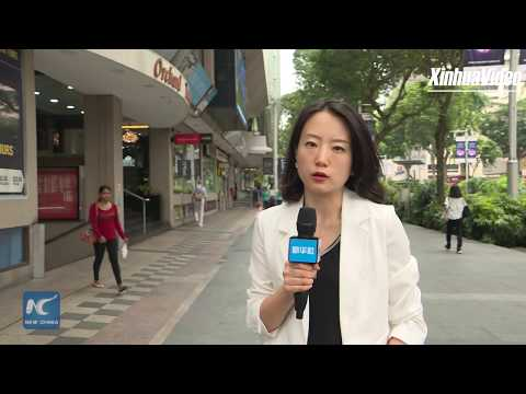 Singapore citizens focus on DPRK USA Summit