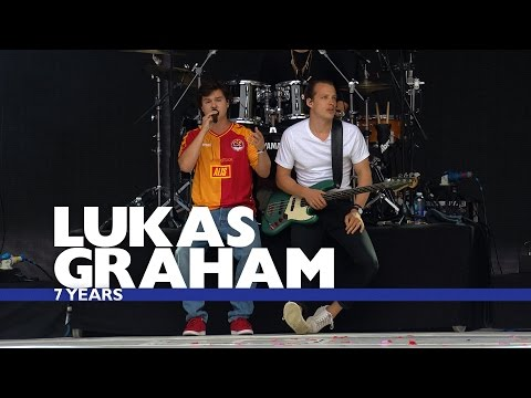 Lukas Graham - 7 Years (Live At The Summertime Ball 2016)