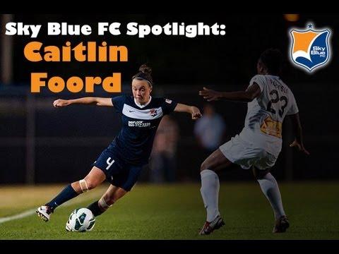 Sky Blue FC Spotlight - Caitlin Foord