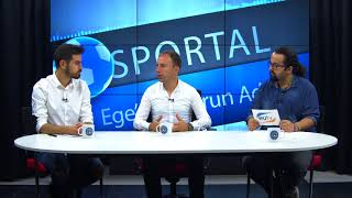Gambar cover Sportal Programı 81. Bölüm (Ege Üniversitesi TV)