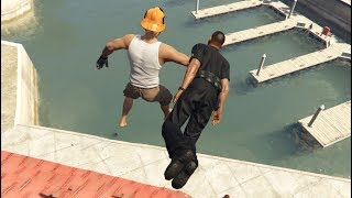 GTA 5 CRAZY Life Compilation 66 Grand Theft Auto V Fails Funny Moments