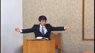 説教要旨:「キリストの愛に応えて」 聖書:ヨハネの第一の手紙3章13...