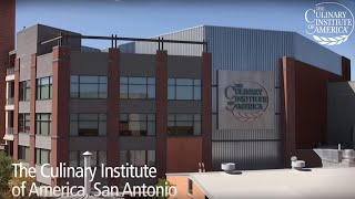 The Culinary Institute of America, San Antonio—Making Dreams Come True