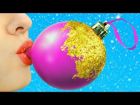 12 مقلب مضحك للكريسماس!
