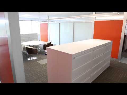 Endo Pharmaceuticals Selects KI Movable Walls to Create Flexible Work Environments