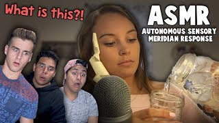 Reacting to ASMR 2 (What Is This?)