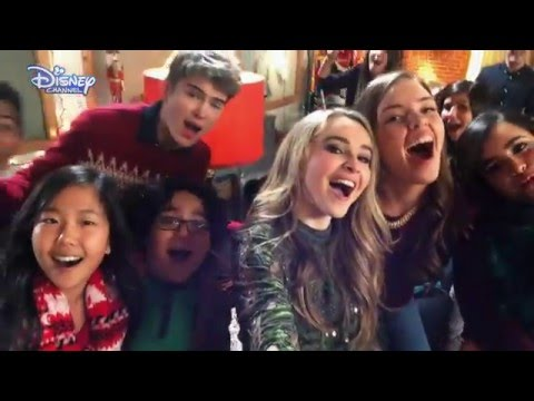 Disney Channel Stars | Jingle Bell Rock Music Video | Official Disney Channel UK