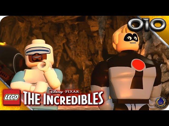 LEGO DIE UNGLAUBLICHEN 💪 [010] Ein Fall für Zwei