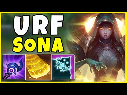*BEYOND BROKEN* THIS CHAMPION USED TO BE BANNED FROM URF (HILARIOUS) - URF