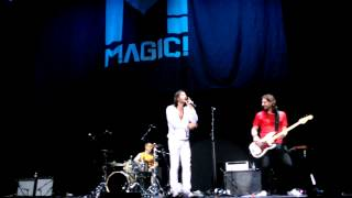 Sunday Fun day by Magic! live in Madrid 2015