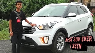 Hyundai CRETA | full review with test drive all specifications by Beyond infinity