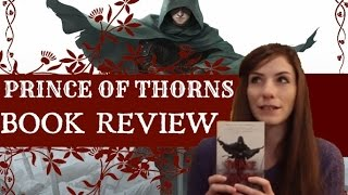 Prince of Thorns by Mark Lawrence | Broken Empire Trilogy | Book Review