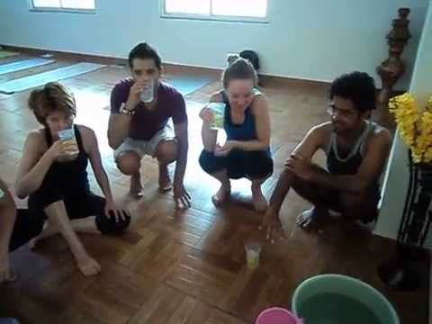 asanas de yoga babaji kriya para la diabetes