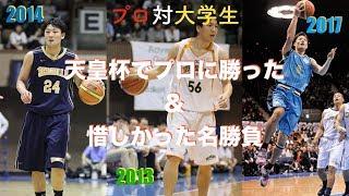 【天皇杯】学生vsプロの名勝負【ジャイキリ】